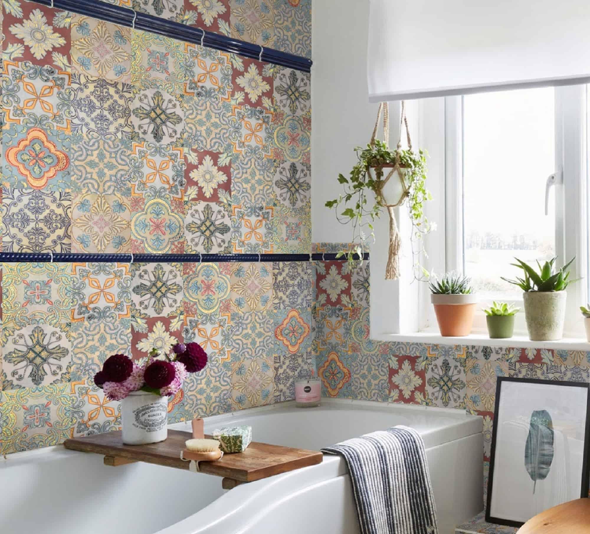Bathroom Tile Sticker